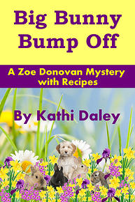 Big Bunny Bump Off (Zoe Donovan Mystery #5)