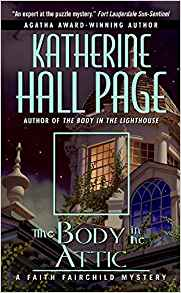 The Body in the Attic (Faith Fairchild Series #14)