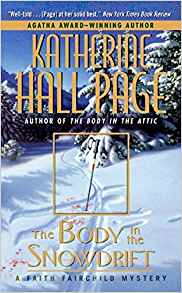 The Body in the Snowdrift (Faith Fairchild Series #15)