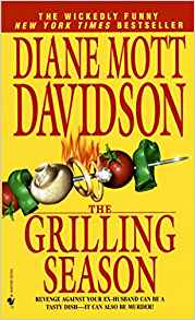 The Grilling Season (Culinary Mystery Series #7)