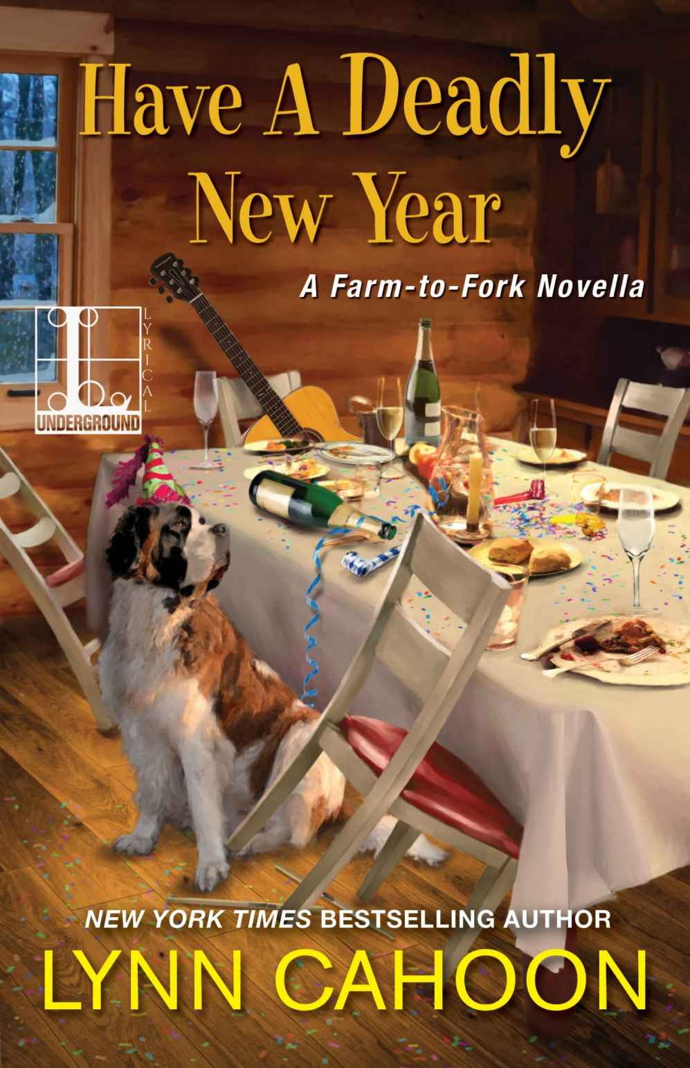 Have a Deadly New Year (Farm-to-Fork Mystery #4)