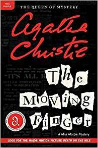 The Moving Finger (Miss Marple Series #5)