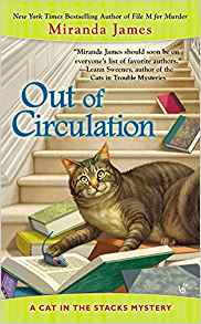 Out of Circulation (Cat in the Stacks Mystery Series #4)