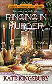 Ringing in Murder (A Special Pennyfoot Hotel Mystery Series #4)