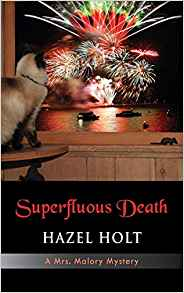 Superfluous Death (Mrs. Malory Mystery Series #6)