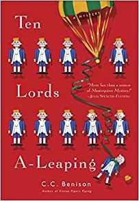 Ten Lords A-Leaping (Father Christmas Series #3)