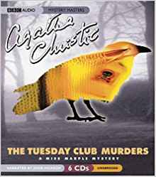 The Tuesday Club Murders (Miss Marple Mystery Series #2)