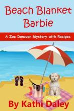 Beach Blanket Barbie (Zoe Donovan Mystery #6)