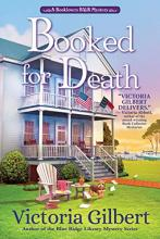 Booked for Death (Book Lover's B&B Mystery #1)