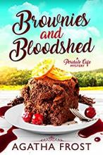 Brownies and Bloodshed (Peridale Cafe Mystery #19)
