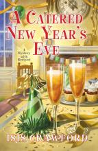 A Catered New Years Eve (Mystery With Recipes #15)