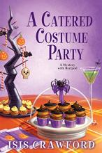 A Catered Costume Party (Mystery With Recipes #13)