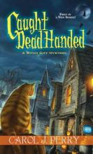 Caught Dead Handed (Witch City Mystery #1)