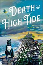 Death at High Tide (Island Sisters Mystery #1)