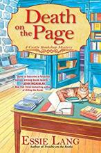 Death on the Page (Castle Bookshop Mystery #2)