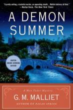 A Demon Summer (Max Tudor Series #4)