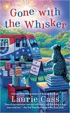 Gone with the Whisker (Bookmobile Cat Mystery #8)