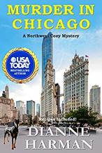 Murder in Chicago (Northwest Cozy Mystery #10)