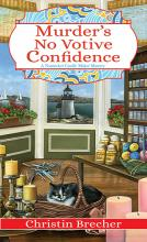 Nantucket Candle Maker Mystery Series