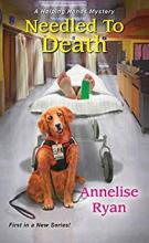 Needled to Death (Helping Hands Mystery #1)