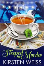 Steeped in Murder (Tea and Tarot #1)