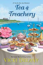 Tea by the Sea Mystery Series